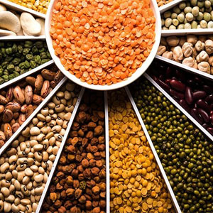 Lentils and Pulses
